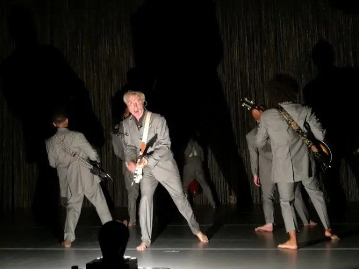 David Byrne Concerto
