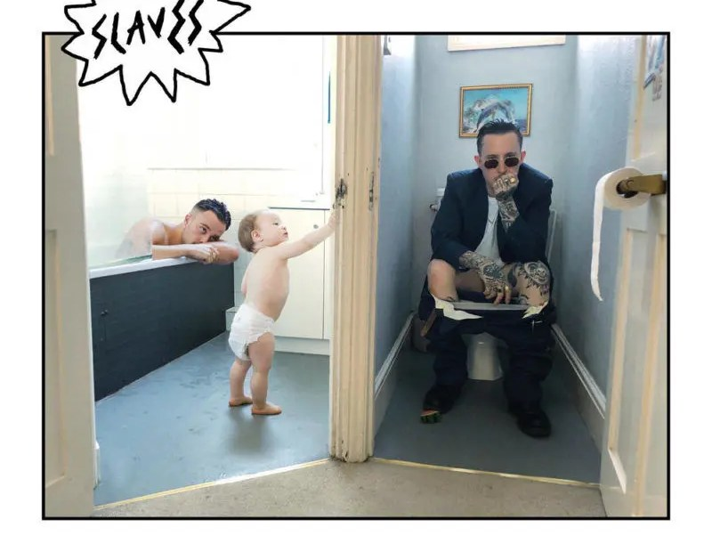Slaves - Acts Of Fear And Love | Recensione Tomtomrock