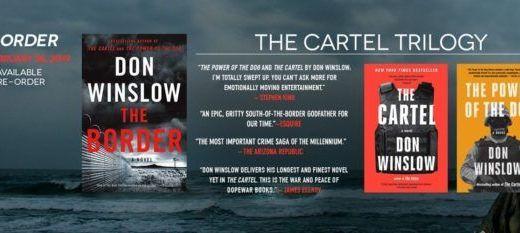Rock e letteratura: Don Winslow - The Border