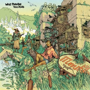 Wolf Parade – Thin Mind