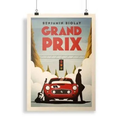 Benjamin Biolay – Grand Prix