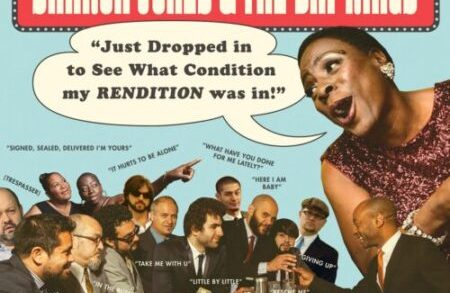 Recensione: Sharon Jones & The Dap-Kings - Just Dropped In (To See What Condition My Rendition Was In)