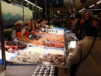スペイン-おみやげ-市場-メルカド
