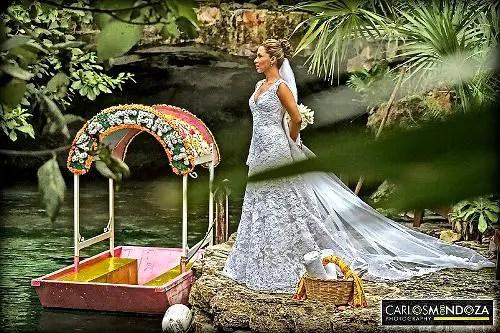 結婚式-写真-海外-メキシコ