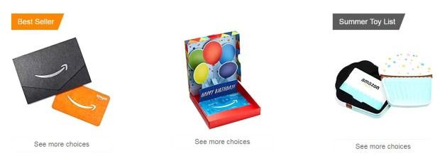 amazon usa Gift Card