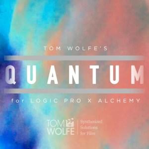 Quantum: Cinematic Industrial Presets for Logic Pro X Alchemy
