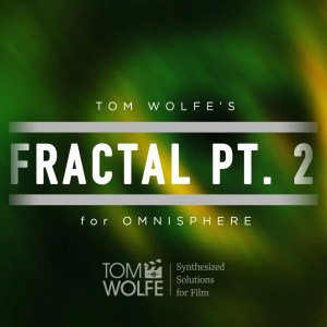 Fractal Pt. 2 for Omnisphere