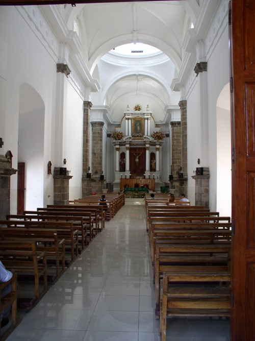 Templo Parroquial Comala Colima