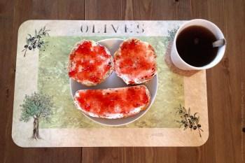 Usměvavá snídaně