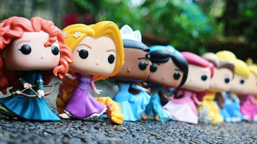 Figurines Pop Disney Ton Ide Cadeau