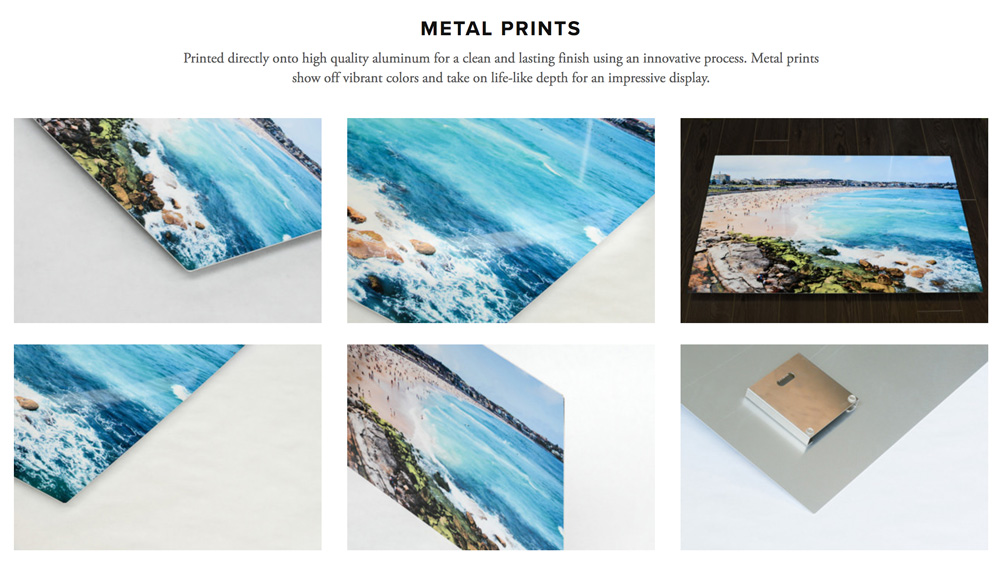 Order Metal Prints - www.tonawilliams.com