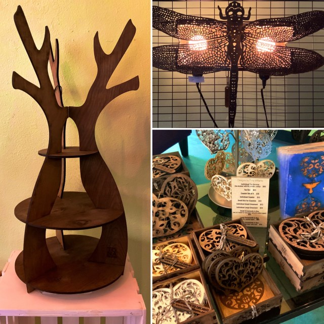 Home Decor at Mother Fool's General Store - by Tona Williams