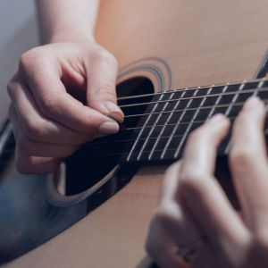 Western guitar