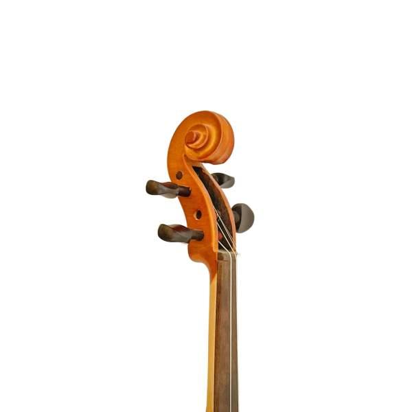 Produktbillede af violinsnegl med hvid baggrund