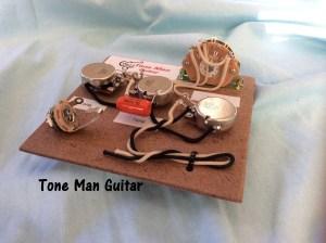 Fender Stratocaster upgrade wiring kit Orange Drop tone cap