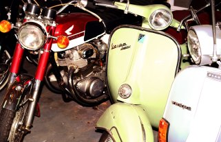 Two Wheelers For Life Times Two