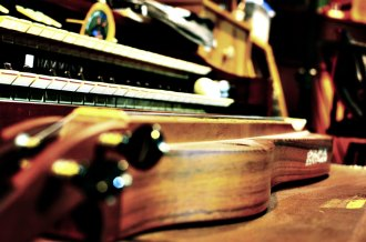 Dulcimer and Hammond