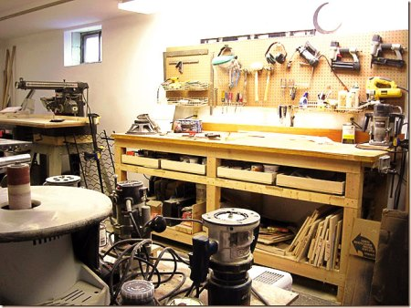 Audio Cage Woodshop
