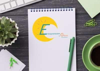 Logo et kakémono : EDG