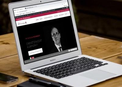 Site Internet – MP Avocats