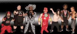 13012010: Iscriviti alla micro-wrestling: la WWF dei nani #microwrestling #WWF