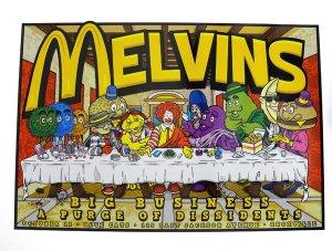 Ultima cena Melvins