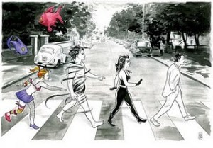 Abbey Road Sandman