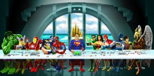 superhero_last_supper_by_luismhernandez-d5cbter