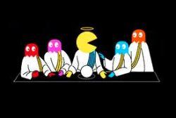 15112013: Ultima cena Pacman