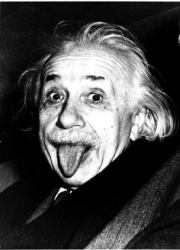 09102014: La linguaccia di Einstein