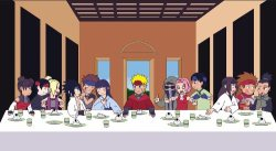 12122014: Ultima cena Naruto