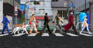 felicia_and_friends__abbey_road_by_nekohybrid-d5gqlxi