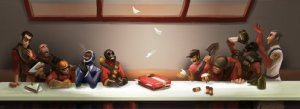 Team Fortress 2 by worksofheart