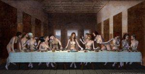 The Last Supper, Last by BlackSheepArt