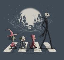 Halloween-Road