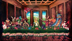 brightest_day_last_supper_by_azraeuz-d3lnqsw