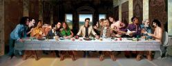29042016: Ultima cena The Last Rock Supper