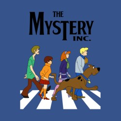 27042016: Abbey Road Scooby-Doo