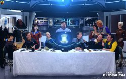 15042016: Ultima cena Star Trek Euderion - The Last Supper