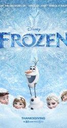 28102016: Ultima cena parodia Frozen