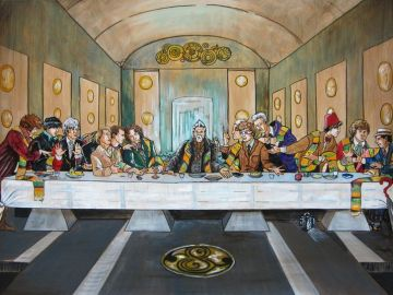 last supper doctor who