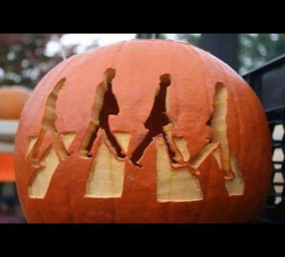 halloween abbey road