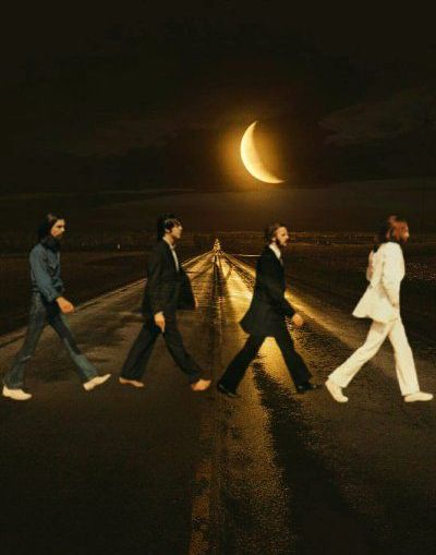 Abbey Road Moon
