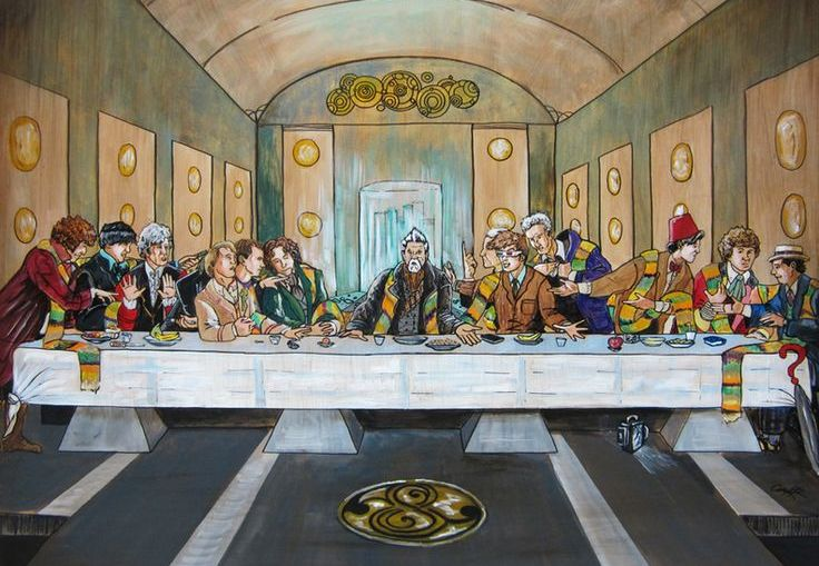 The Infinite Supper: SPOILERS.