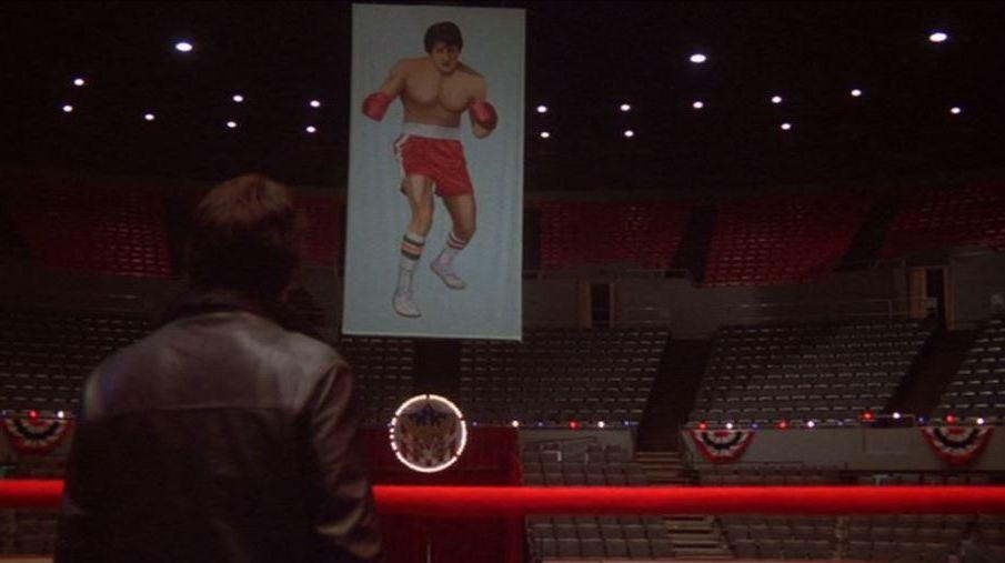 Rocky i pantaloncini sbagliati