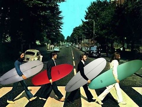 Abbey Road Surf