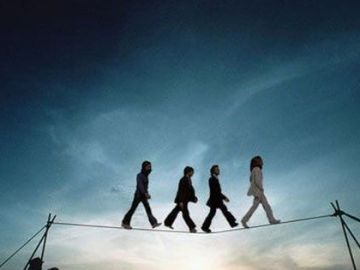 abbey road acrobati