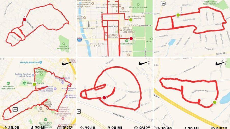 disegnare peni correndo dickrun