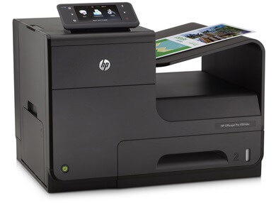HP Officejet Pro X551dw Drucker