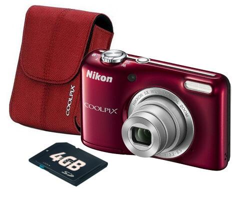 Diese Nikon Coolpix L27 verlost Tonerdumping